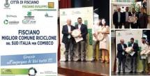 Fisciano, il miglior comune Riciclone del sud Italia