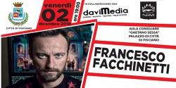 Incontro con Francesco Facchinetti