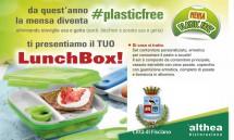 LunchBox - La mensa diventa Plastic free