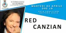 Incontro con Red Canzian