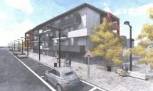 Riqualificazione urbanistica in Via Generale Nastri