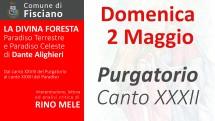 La Divina Foresta - Purgatorio Canto XXXII