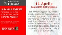 La Divina Foresta - Canto XXIX